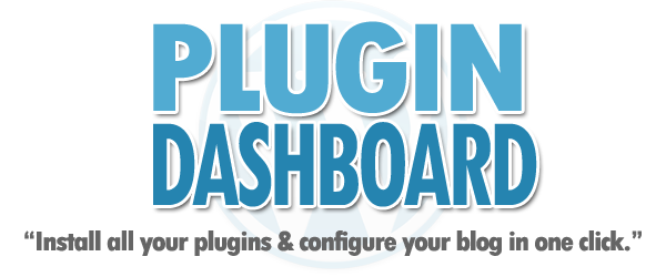 Plugin Dashboard